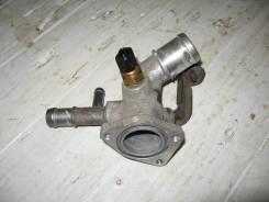 Фланец двигателя системы охлаждения Hyundai Solaris (Фланец двигателя системы охлаждения) [256002B003]
