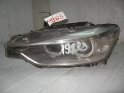 Фара левая BMW 3 F30/F31 2011 (Фара левая) [63117314531]