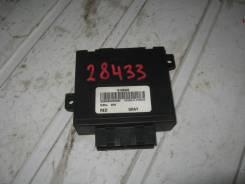 Блок электронный Chevrolet Tahoe II 2000-2006 (Блок электронный) [15185966], задний
