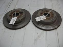 Диск тормозной задний Mazda CX-9 (Диск тормозной задний) [L23226251B]
