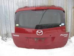 Дверь багажника со стеклом Mazda 5 (CR) 2005-2010 (Дверь багажника со стеклом) [CCY362020J]