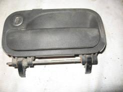 Ручка двери передней левой Opel Zafira (F75) 2003 (Ручка двери передней наружная левая) [24443944]