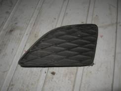 Решетка в бампер левая Toyota Corolla E15 (Решетка в бампер левая) [8148212060]