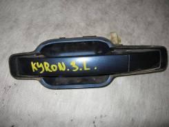 Ручка двери задняя левая Ssang Yong Kyron (Ручка двери задней наружная левая) [7344031000]