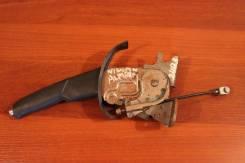 Рычаг стояночного тормоза Nissan Almera N16 2005 (Рычаг стояночного тормоза) [36010BM620]