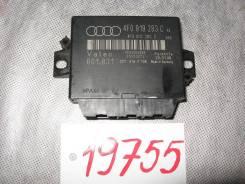 Блок управления парктрониками Audi A6 C6 2004-2011 (Блок управления парктрониками) [4F0919283C]