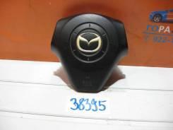 Подушка безопасности MAZDA 3 BK Рестайл (Подушка безопасности в рулевое колесо) [BP4S57K00A]