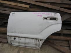 Дверь задняя левая Subaru Forester S11 2002-2007 (Дверь задняя левая) [60409SA0109P]