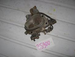 Заслонка дроссельная Audi 80 / 90 B3 1986-1991 (Заслонка дроссельная механическая) [053133063C], левая