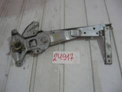 Стеклоподъёмник задний левый Daewoo Matiz (Стеклоподъемник механ. задний левый) [96562770]