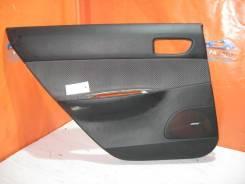 Обшивка двери задней левой Mazda 6 (GG) 2002-2007 (Обшивка двери задней левой) [g23l550f02]