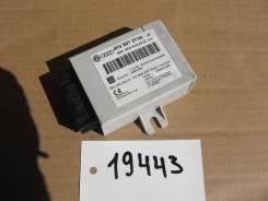 Блок электронный СИСТЕМЫ КОНТРОЛЯ ДАВЛЕНИЯ ШИН Audi A6 C6 2005-2011 (Блок электронный) [4F0907273A]