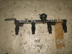 Рейка топливная (рампа) Geely MK Cross 2011>