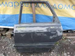 Дверь задняя левая Audi 80 / 90 B3 1986-1991