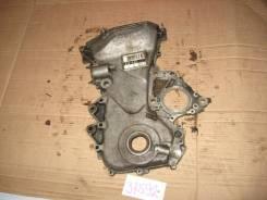 Крышка двигателя Toyota Corolla E12 2001-2007 (Крышка двигателя передняя) [113210D020]