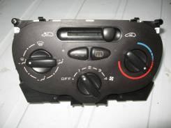 Блок управления отопителем Peugeot 206 1998-2012 (Блок управления отопителем) [6451VG]