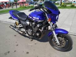 Yamaha XJR 1300. 1 300куб. см., исправен, птс, с пробегом