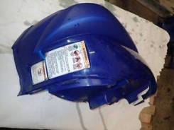 Крыло левое синее Yamaha Grizzly 700/550 1HP-F1500-20-00