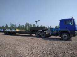 Чмзап. Продам Трал на 120 тонн!, 120 000кг.