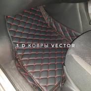 3D ковры в салон Nissan Juke дорестайл