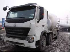 Howo. Авто бетоносмеситель (миксер) 12м3 HOWO от официального дистрибьютора, 9 726куб. см., 12,00куб. м. Под заказ