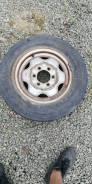 Bridgestone. летние, 2008 год, б/у, износ 30%