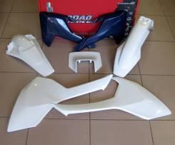 Комплект пластика R-Tech Husqvarna Te/Fe 17-18 сине белый R-KITHSQ-OEM-517