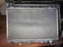Радиатор охлаждения двигателя Mazda Demio DY3W