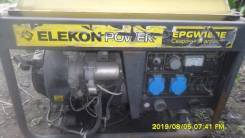 Электрогенератор сварочный электростанция бензиновый