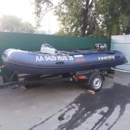 Лодка ПВХ Shturman get Pro 420