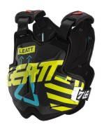 Панцирь Leatt Chest Protector 2.5 ROX Black/Lime (5019100320)