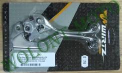 Комплект укороченных рычагов сцепления и тормоза Wirtz Kawasaki KX65 00-09/KX85 01-10 165-003