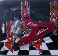Защита передней звезды Accel Honda CRF150R 07-14/CRF450R 05-07/CRF450X 05-07 Красный FSC-01