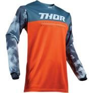 Джерси Thor S9 Pulse Air Acid RED OR/SL размер: ХХL 2910-4792