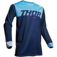 Джерси Thor S9S Pulse Factor NAVY/Powder размер: ХХL 2910-5312