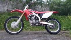 Honda CRF 450, 2008