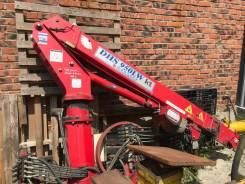 Кран-манипулятор Dasan 1000 кг вылет 10 метров Корея