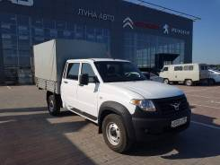 УАЗ Профи. , 2 700куб. см., 1 200кг., 4x4