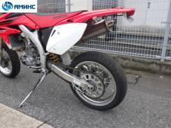 Мотоцикл Honda CRF450X на заказ из Японии без пробега по РФ, 2007