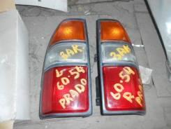 Стоп-сигнал 60-54, Toyota Land Cruiser Prado KZJ95, #J9#