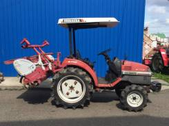 Shibaura. Мини-трактор P175F с фрезой, 17,5 л.с.