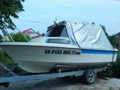 Продам катер Yamaha FISH 17B