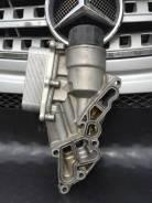 Корпус масляного фильтра. Mercedes-Benz: GLK-Class, S-Class, G-Class, GL-Class, M-Class, R-Class, CLC-Class, CL-Class, E-Class, SL-Class, CLK-Class, V...