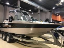 Алюминиевый канадский катер Princecraft Sport 172 WS