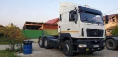 МАЗ 643019-1420-012. Продам седельный тягач МАЗ-6430, 12 000куб. см., 32 000кг., 6x4