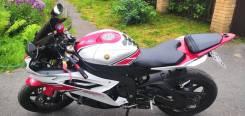 Yamaha YZF-R6, 2012