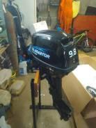 Лодочный мотор гладиатор 9.8 л/с
