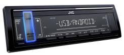 Автомагнитола JVC KD-X161 /USB/MP3/ 1DIN