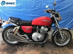 Мотоцикл Honda CB400 на заказ из Японии без пробега по РФ, 1997