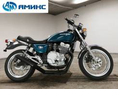 Мотоцикл Honda CB400 на заказ из Японии без пробега по РФ, 1999